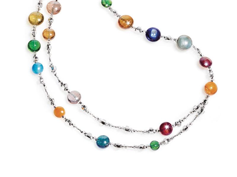 68eb833db Šperky MURANO Antica Murinna - Náhrdelník Redentore - farebný