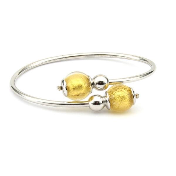 ee179b114 VENERE náramok - zlatý | Náramky | Šperky MURANO MILLEFIORI